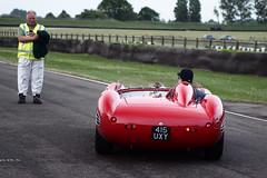 Ferrari 196S Replica