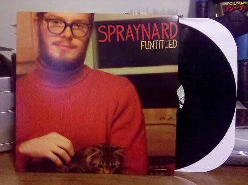 Spraynard - Funtitled LP