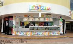 Juiceworx: Shopfront Design