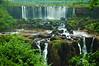 Iguassu Falls Panorama