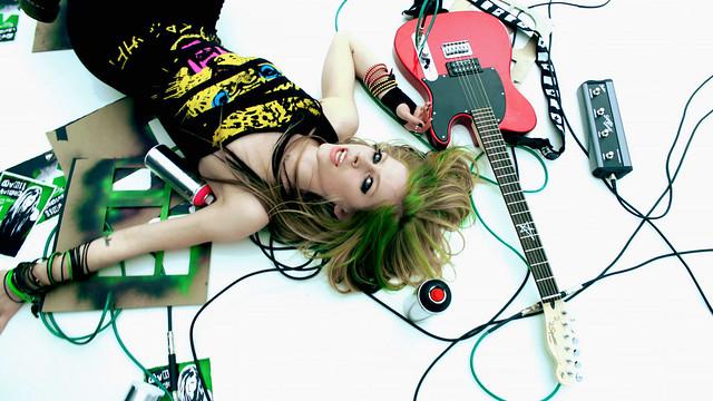 Foto Divulgação - Avril Lavigne