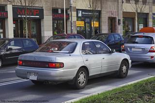 1995 Toyota Camry V6 XLE