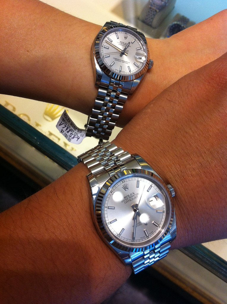 His and Her Matching Rolex Watches. What Do You Suggest ...