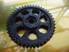 gear, iron, circle,