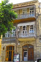 Old building - Icheri Sheher