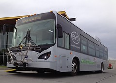 BYD E-Bus Demo (Ben Franklin Transit)
