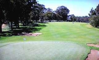 Lake Karrinyup CC, Hole #4