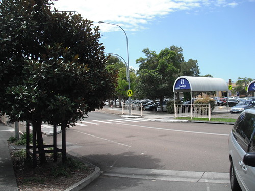 Wallsend Library, NSW, December 2011