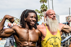 Muscle Beach Championship Sep 5, 2016