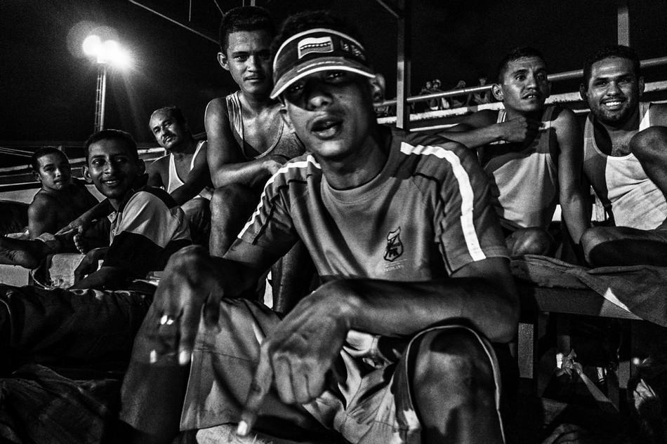 邊緣文化/委內瑞拉最危險監獄—牆內的混沌與罪惡24