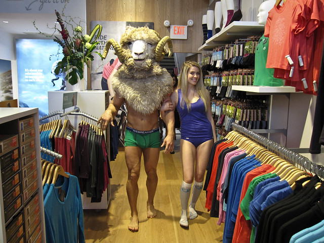 Ramotaur and Nature Girl