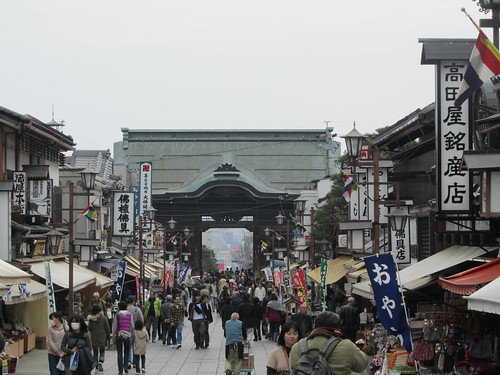 Zenkoji, Nagano, 20th March 2011