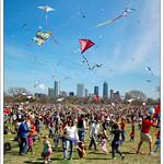Austin Kite Festival 2011