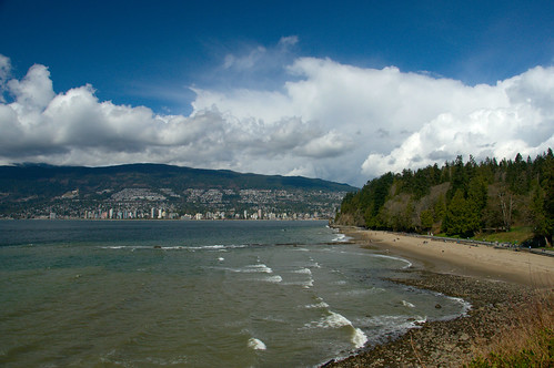 Third Beach - Stanley Park