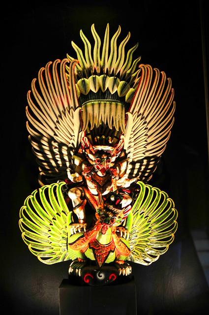 Japanese Dragon Mask photo