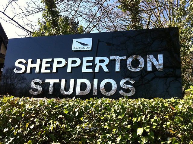 Shepperton Studios Entrance