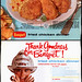 Banquet - Fried Chicken Dinner - TV Dinner box - 1950's 1960's