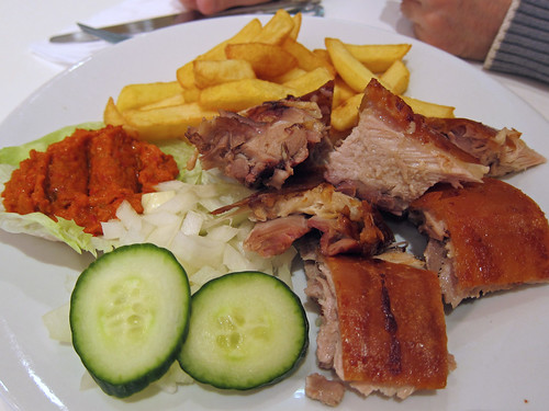 Spit Roast Pork