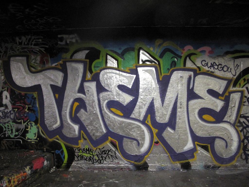 Theme graffiti
