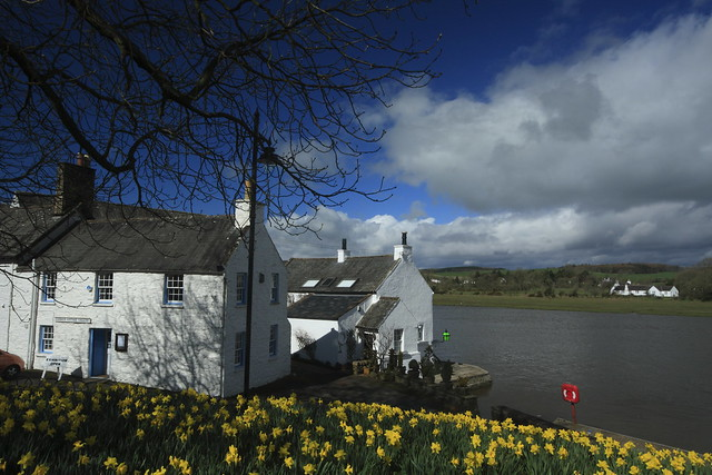 The Harbour Cottage Gallery, Kirkcudbright