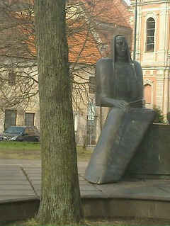Imageof All Saints Church. sculpture tree statue lithuania vilnius lietuva