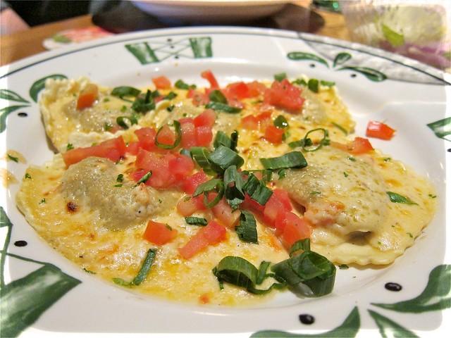 Ravioli Di Portobello Portobello Mushroom Filled Ravioli I Flickr Photo Sharing