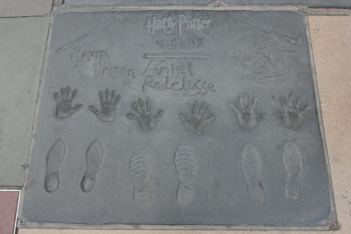 Harry Potter Huellas