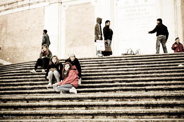 西班牙階梯