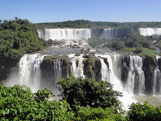 Brasilien: Cataratas do Iguaçu
