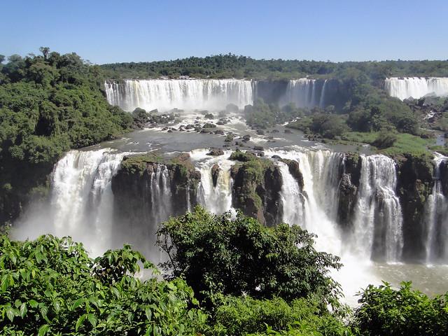 Brasilien: Cataratas do Iguaçu
