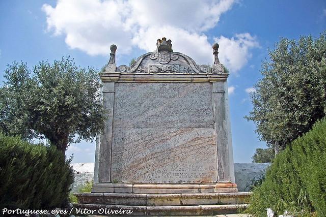 Padrão Comemorativo da Batalha de Montes Claros - Barro Branco - Portugal
