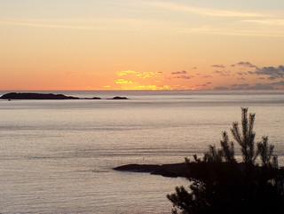Fevik coast, Norway
