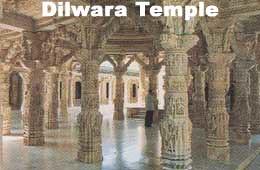 3. Five Unique Temples of Dilwara