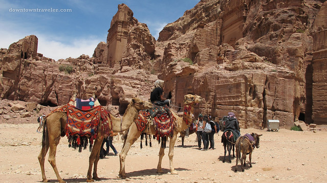 Transportation in Petra Jordan