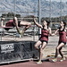 Multiple Exposure High Jump, Stylized