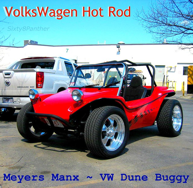 Vw Dune Buggy A Photo On Flickriver