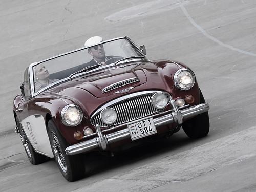 Austin Healey 3000 Mk III