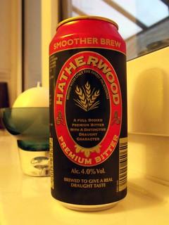 Lidl, Hatherwood Premium Bitter, England?