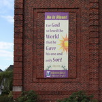 Brookdale Christian Church -- Front Sign