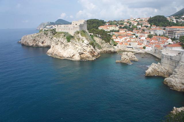 Dubrovnik旧市街