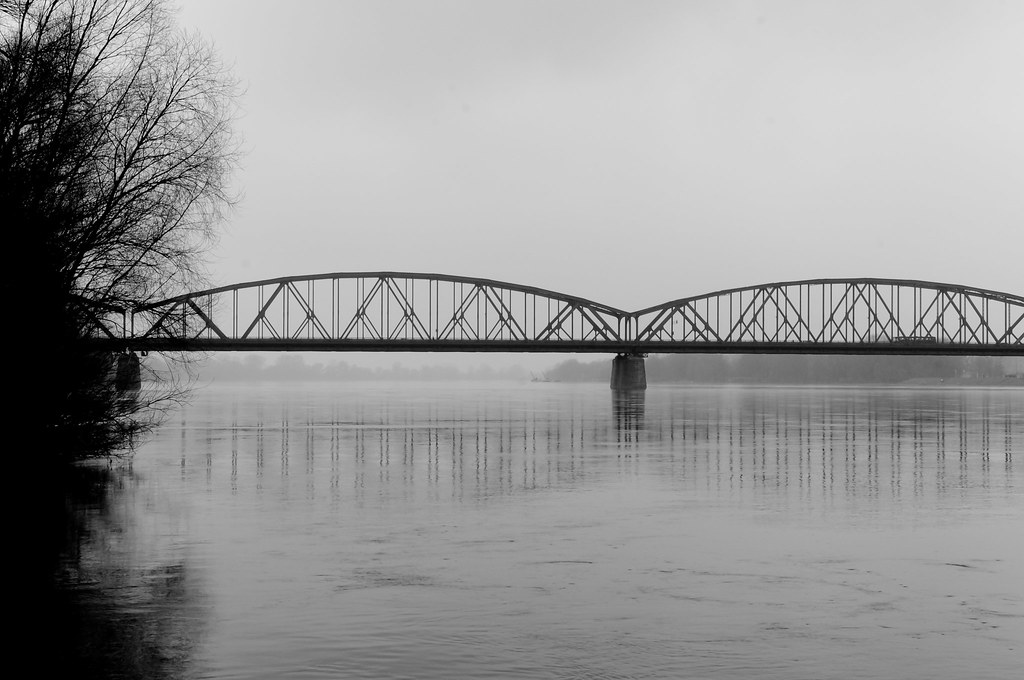 Bridge in Toruń