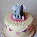 Christening Cake for Roisin