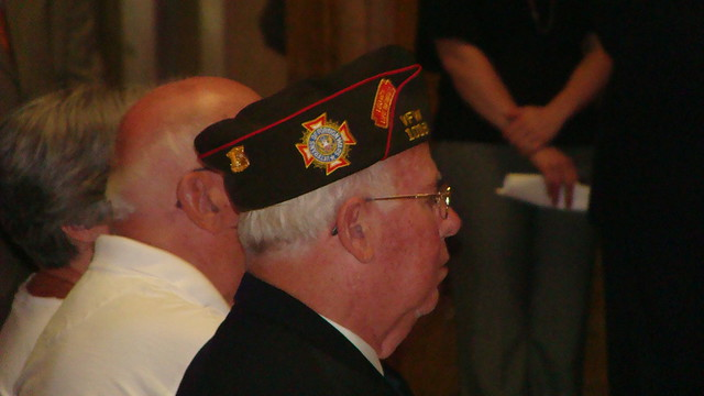 Massachusetts Fallen Heroes Moving Memorial Ceremony: May 2011
