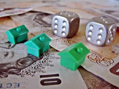 Housing Market Gamble