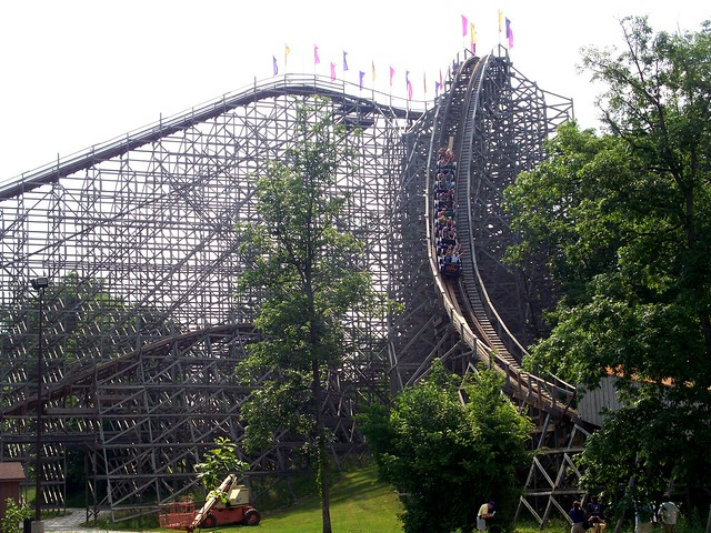 Holiday World - The Legend First Drop