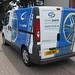 Smart Paint - 2 vans, Half Wrap