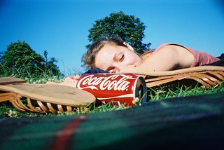 Coca-Cola and Alex | by Ellen Munro