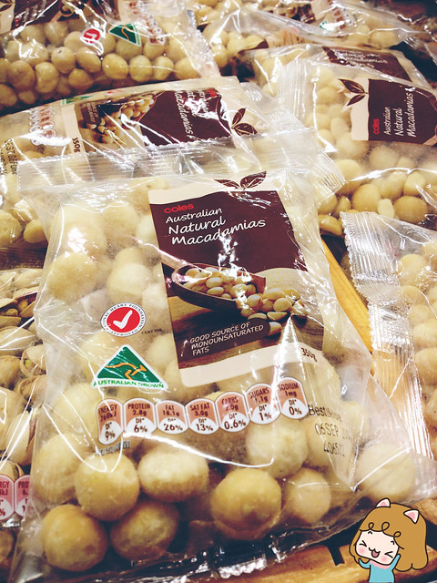 Visiting Sydney: Macadamia Nuts