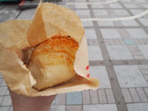 台湾 福州元祖胡椒餅