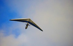 Hang Glider in the Sky (7)